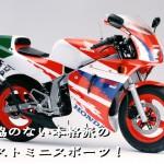 NSR-MiniやNSF100の兄貴分、ホンダ(HONDA) NSR50/80