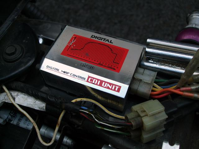 キタコ製モンキー用デジタルCDI