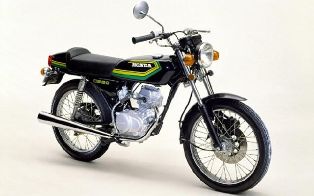 ホンダCB50