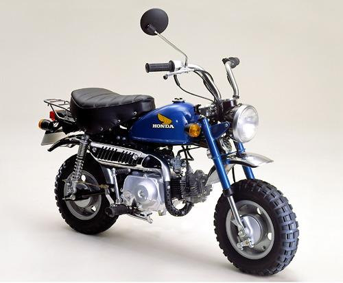 発売当時はアメリカンバイクブームだったため、モンキーにもアメリカン風タン... モンキー編|人気
