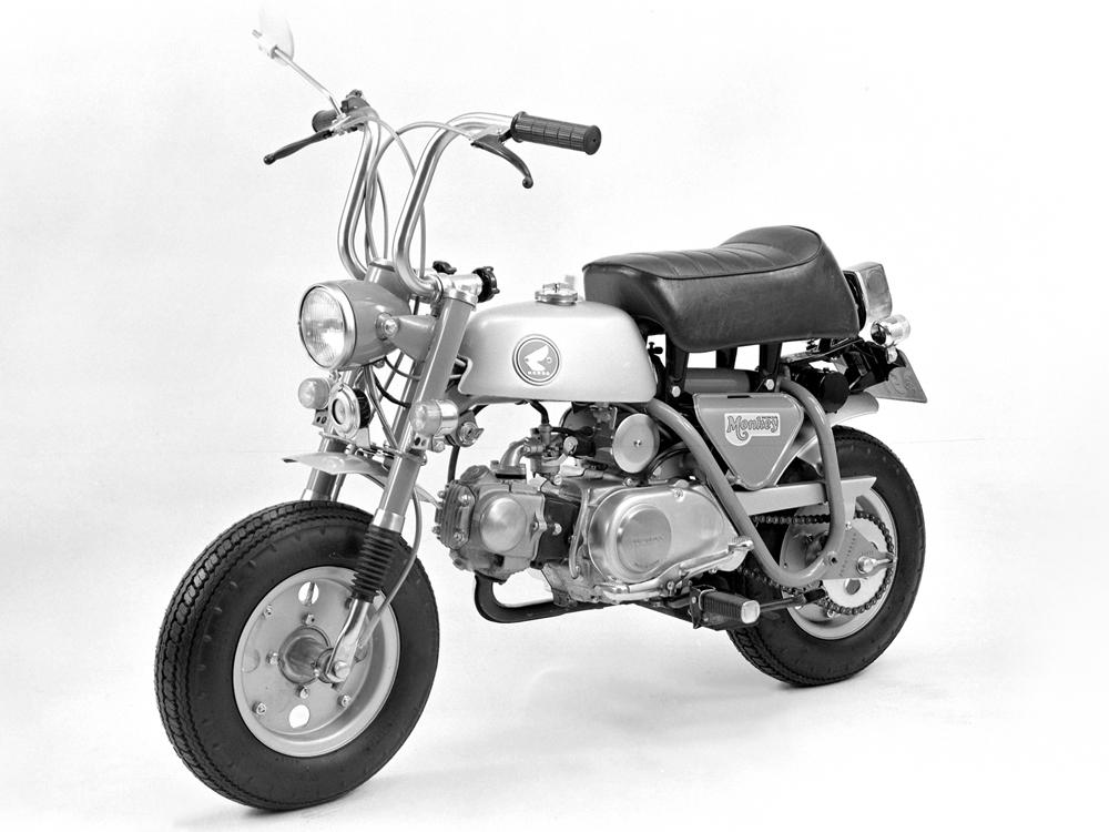 モンキーZ50Z