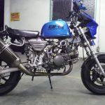 モンキーカスタム 排気量:160cc 後付けインジェクション仕様