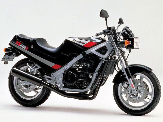 カワサキFX400R