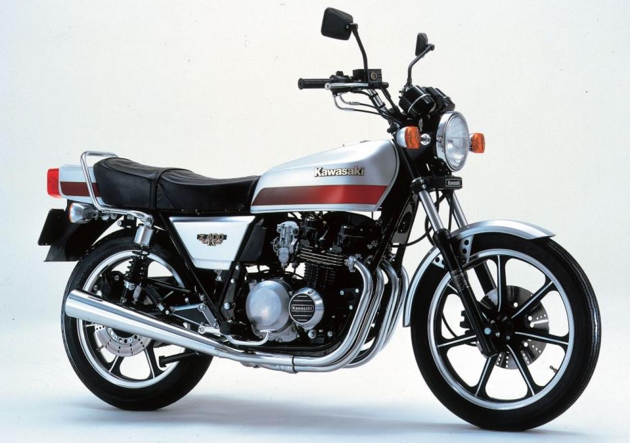 カワサキ Z400FX