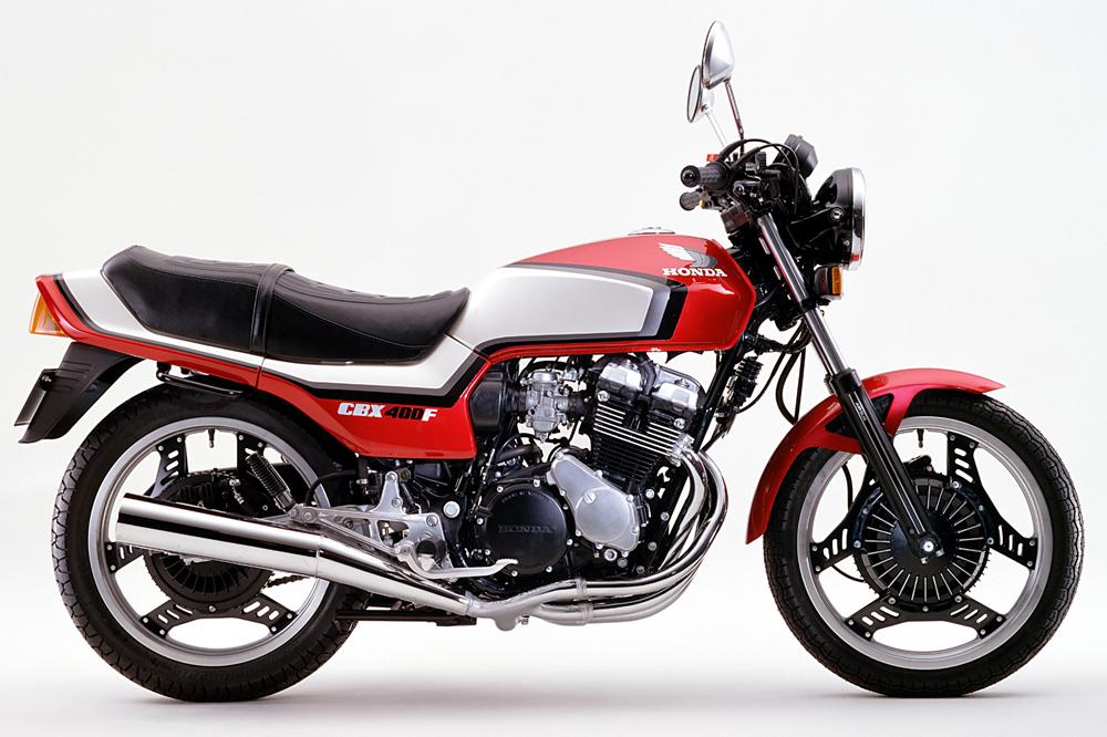 ホンダCBX400F-2