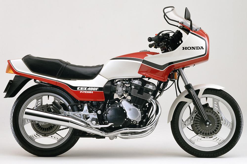 ホンダCBX400Fインテグラ