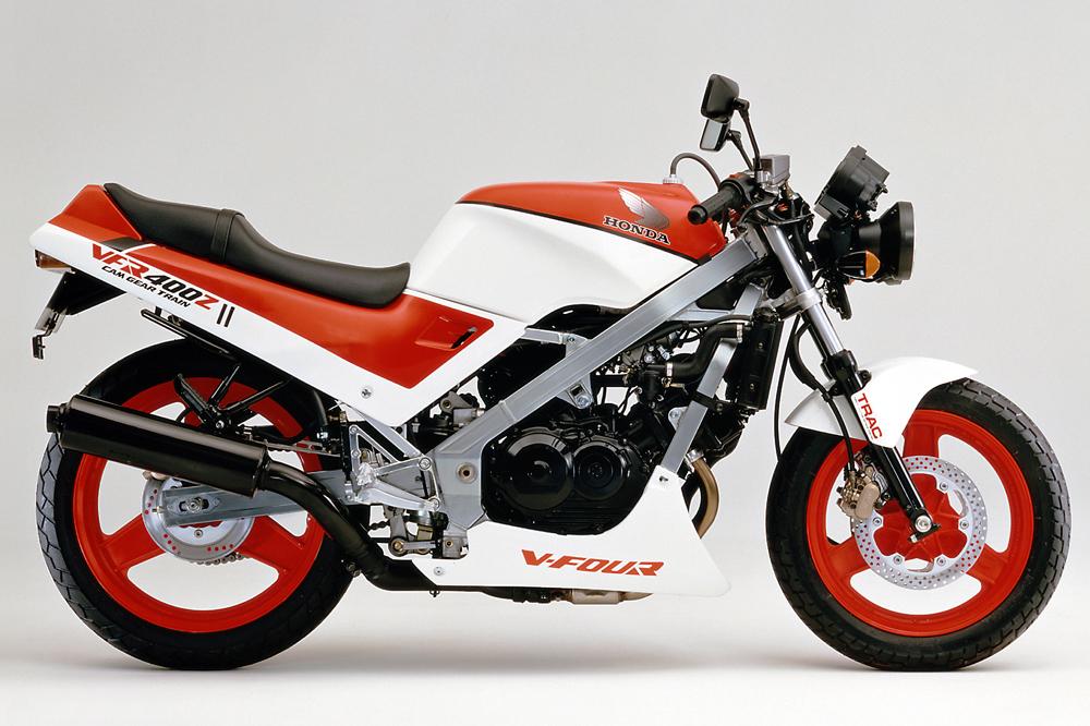 ホンダ VFR400Z(ホワイト)