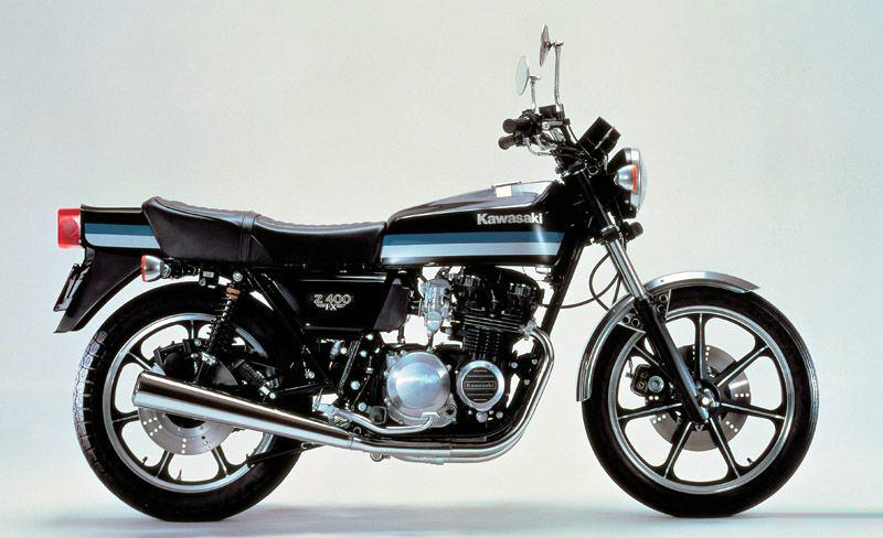 カワサキ Z400FX(E3)