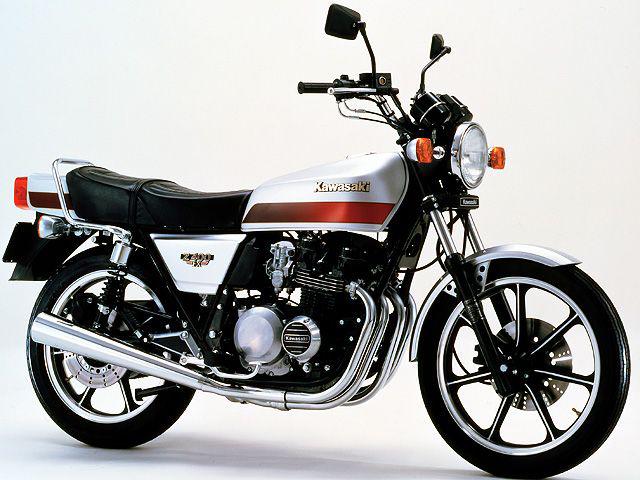 カワサキ Z400FX(E4)