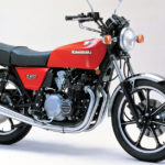 カワサキ Z400FX(1979年)|ヨンフォアが消えて2年…400cc4気筒がDOHCに進化して復活