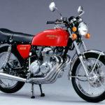 ホンダ ドリームCB400FOUR(1974年)|400cc4気筒エンジン搭載の先駆け的モデル