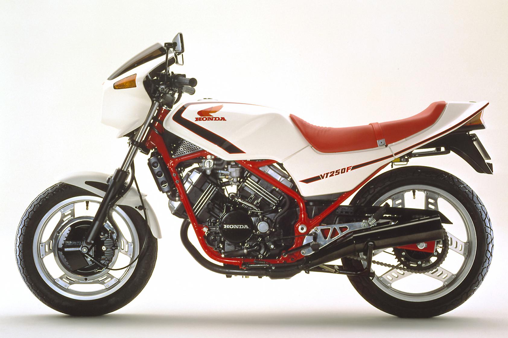 ホンダVT250