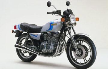 ヤマハXJ400